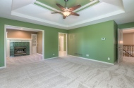 Master Bedroom with Fireplace and En Suite